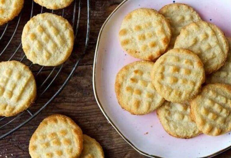 Galletas con harina de Almendra (sin Gluten)