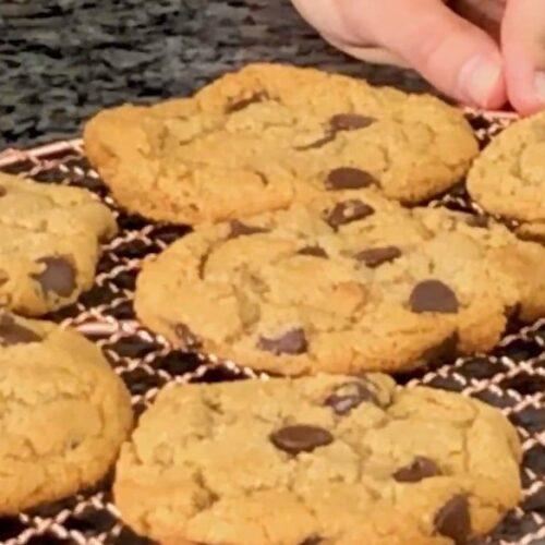 galletas con harina de almendra