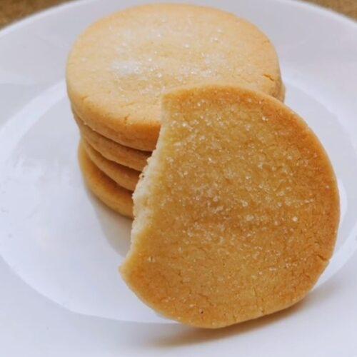 galletas de mantequiilla faciles